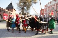 Средневековые манёвры в Тульском кремле, Фото: 49