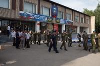 Звёзды Первого канала устроили концерт в военной части, Фото: 72