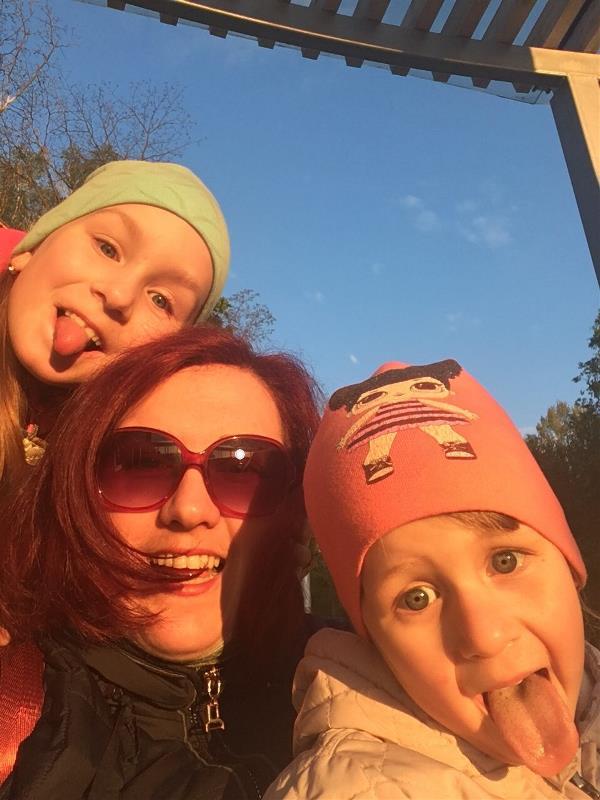 Один из лучших весенних деньков в Центральном парке!)