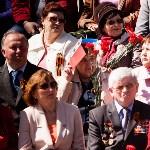 Открытие памятника чекистам в Кремлевском сквере. 7 мая 2015 года, Фото: 39