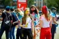 В Туле прошел фестиваль красок и летнего настроения, Фото: 51