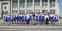 Площадь Ленина наполнили звуки хорового пения, Фото: 3