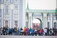 Средневековые маневры в Тульском кремле. 24 октября 2015, Фото: 6