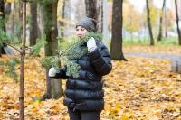 В Центральном парке Тулы появился сосновый бор «Слободы», Фото: 27