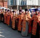 В Тулу доставлен ковчег с мощами Георгия Победоносца, Фото: 12