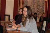 Андрей Спиридонов, министр Тульской области, познакомил студентов с проектом «Открытый регион 71», Фото: 12
