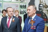 Открытие музея Великой Отечественной войны и обороны, Фото: 18