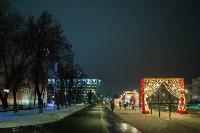 Дюмин осмотрел новогоднюю Тулу, Фото: 58