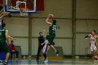 Тульские баскетболисты «Арсенала» обыграли черкесский «Эльбрус», Фото: 6