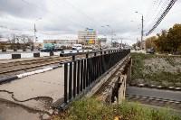 Орловский путепровод в Туле. Октябрь 2019, Фото: 18