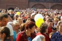 Освящение колокольни в Тульском кремле, Фото: 30