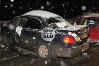 В ДТП на М-2 в Туле пострадали четыре человека, Фото: 22