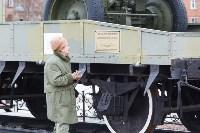 Открытие экспозиции в бронепоезде, 8.12.2015, Фото: 11