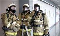 Пожарно-тактические учения в ТЦ «Гостиный двор», Фото: 9