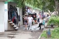 Мини-бунт перед сносом торговых павильонов на Фрунзе. 23.06.2015, Фото: 3