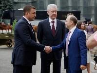 Алексей Дюмин и Сергей Собянин открыли Дни Москвы в Тульской области, Фото: 7