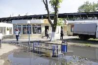 """На ул.9 Мая сгорел рынок """"Салют"""", Фото: 12"""