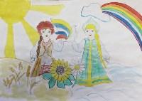Ильюшина Ксения, 7 лет «Мир во всём мире», Фото: 29