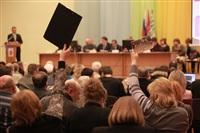Владимир Груздев в Дубенском районе. 30 января 2014, Фото: 4