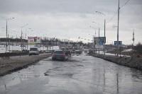 Потоп на ул. Рязанской и Восточном обводе, Фото: 30