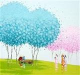 Картины японского художника Phan Thu Trang, Фото: 1
