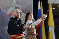 В музее оружия показали театральное шоу, Фото: 15