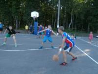 В Центральном парке Тулы прошли соревнования по уличному баскетболу, Фото: 19