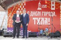 Дмитрий Миляев наградил выдающихся туляков в День города, Фото: 23