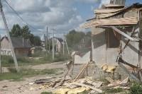 Снос незаконных построек в Плеханово, Фото: 4