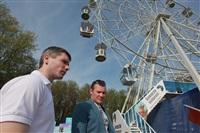 """Открытие зоны """"Драйв"""" в Центральном парке. 1.05.2014, Фото: 23"""