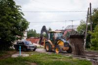 Ремонт дороги по улице Токарева. Тула., Фото: 9