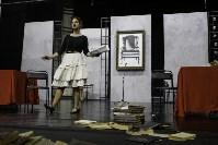 Репетиция в Тульском академическом театре драмы, Фото: 86