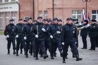 Митинг сотрудников ОВД в Тульском кремле, Фото: 8