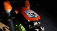 Мотороллер «Алексей Геннадьевич» из Тулы установил рекорд скорости на «Байкальской миле», Фото: 45