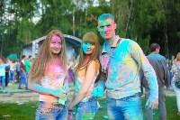 ColorFest в Туле. Фестиваль красок Холи. 18 июля 2015, Фото: 106