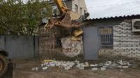 Снос незаконных павильонов в Заречье, Фото: 6