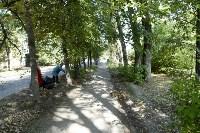 Субботник в Пролетарском округе Тулы, Фото: 60