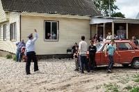 Плеханово, итоги дня: В таборе принудительно снесли первые 10 домов, Фото: 25