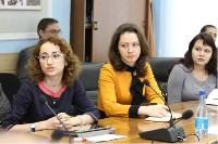 Депутаты Тульской облдумы обсудили с молодыми учеными вопросы развития гражданского общества, Фото: 6