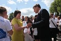 Торжества в честь Дня России в тульском кремле, Фото: 36