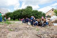Снос домов в Плеханово. 6 июля 2016 года, Фото: 27