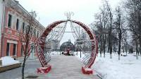 Демонтаж новогодних украшений, Фото: 12