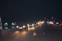 """Авария на трассе """"Тула-Новомосковск"""" вечером 5 декабря, Фото: 2"""