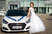 Компания «Автокласс-Лаура» представила на «Параде невест» новый Hyundai i40, Фото: 9