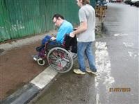 """""""Недоступная среда"""" для тульских инвалидов, Фото: 34"""