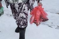 На Воронке состоялись соревнования по рыбной ловле на мормышку, Фото: 4