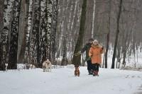 В Комсомольском парке прошёл рейд по выявлению собачников-нарушителей, Фото: 9