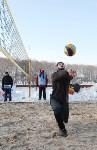 III ежегодный турнир по пляжному волейболу на снегу., Фото: 18