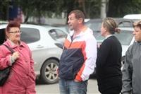 Митинг предпринимателей на ул. Октябрьская, Фото: 10