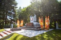 В Советске открыли мемориал, Фото: 1